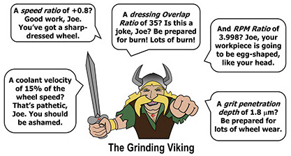 The Grinding Viking